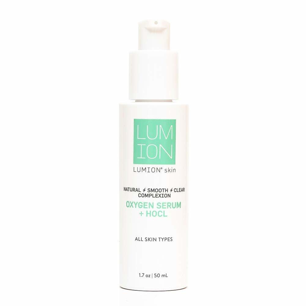 LUMION skin Oxygen Serum 루미온 스킨 옥시젠 세럼 1.7oz(50ml), 1개