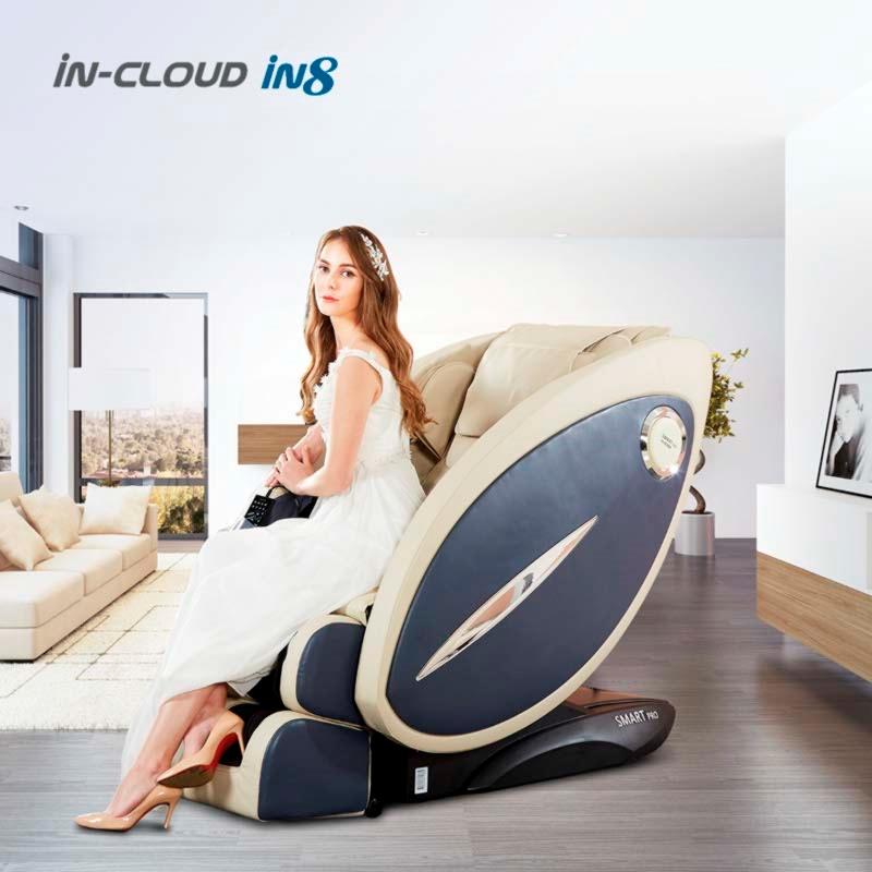 INCLOUD(인클라우드안마의자) in8 pro 안마의자 프리미엄 부모님 효도선물