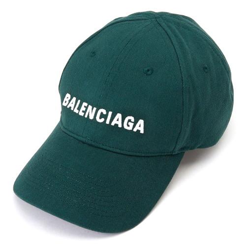 [발렌시아가] 로고 590758 410B2 3277 공용 모자