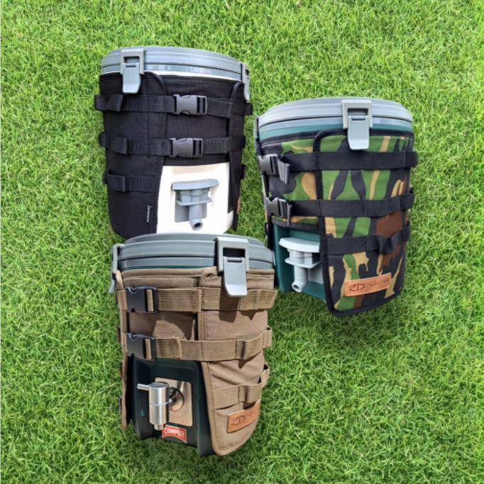 스탠리 워터저그 3.8l 보냉 케이스 커버 가방, 워터저그 케이스 밀리터리 3.8L-10-5634960984