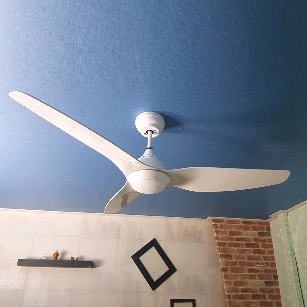 우리집플러스 저소음 LED실링팬 에너지절감 천장선풍기 에코윙 실링팬