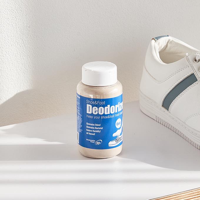 에코후레쉬_ 천연 발냄새&신발냄새 제거제 1개 Blue_100% 천연성분 강력탈취제 발냄새탈취제, 80g