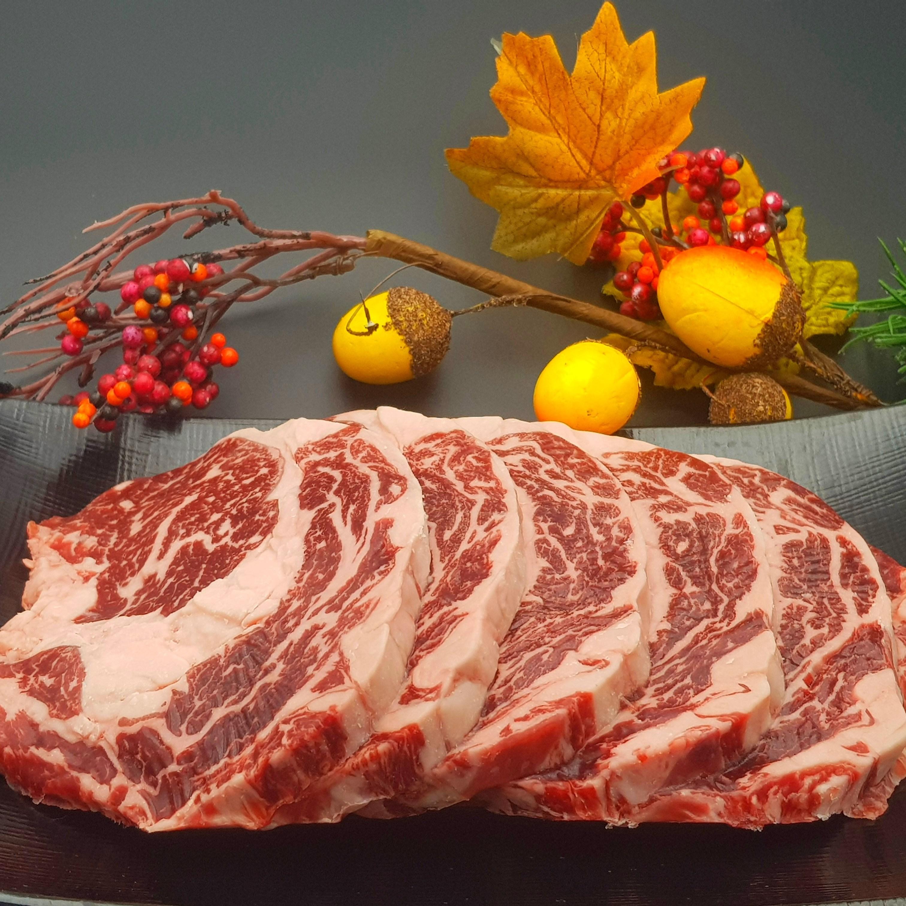 고기좀먹고살자 호주산 와규 꽃등심 2.4kg, 1개
