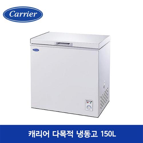 캐리어 클라윈드 가정용 냉동고 150리터 CSBM-D150SO, CSBM-D150SO 자가설치/택배발송 (POP 1334447637)
