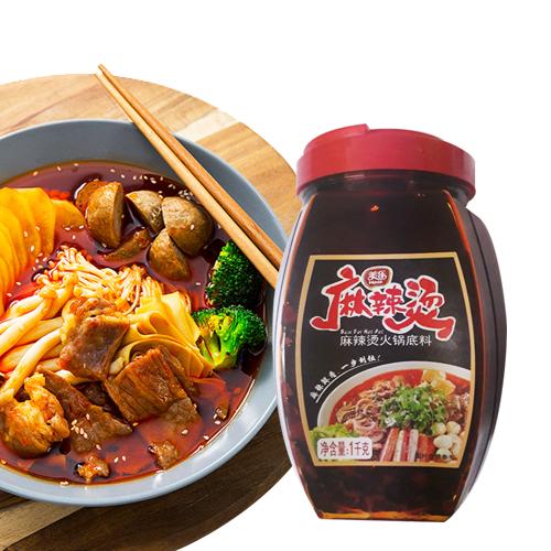 홍홍 중국식품 미락 마라탕 소스, 1개, 1kg
