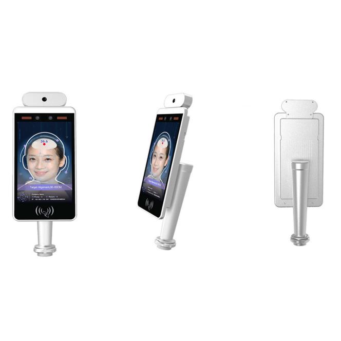 얼굴인식 안면인식 체온 발열 감지기 열화상 카메라 자동 체온 측정기, 120cm