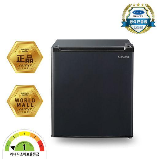 캐리어 슬림형 냉장고 CRF-TD047BSA 무료배송