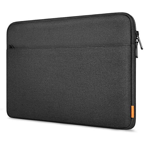 노트북 파우치 Inateck Laptop Sleeve Case Bag Compatible 13 Inch MacBook Pro 2019/2018/2017/2016A2159/A1989/A1706/A1708 13 Inch MacBook Air 2020 2019 20, Size = 13 Inch | Color = Black