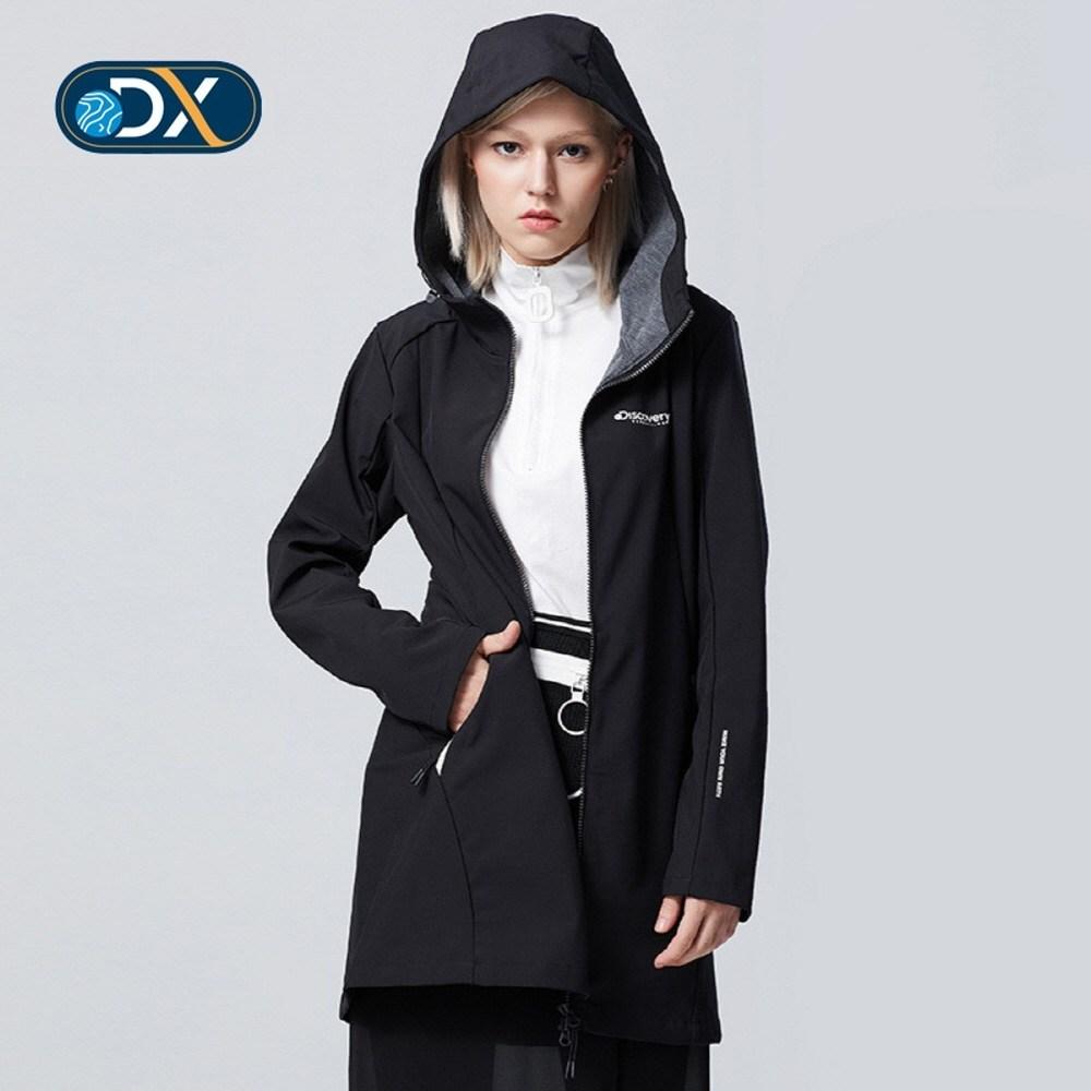 디스커버리 익스페디션 여성 여행 점퍼 바람막이 재킷 DAEG92805