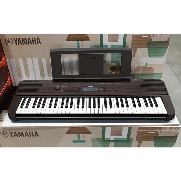 YAMAHA 야마하 전자키보드 디지털 피아노 PSR E360DW