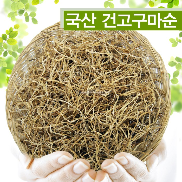 [하늘농가] 국산 건고구마순 500g, 1개
