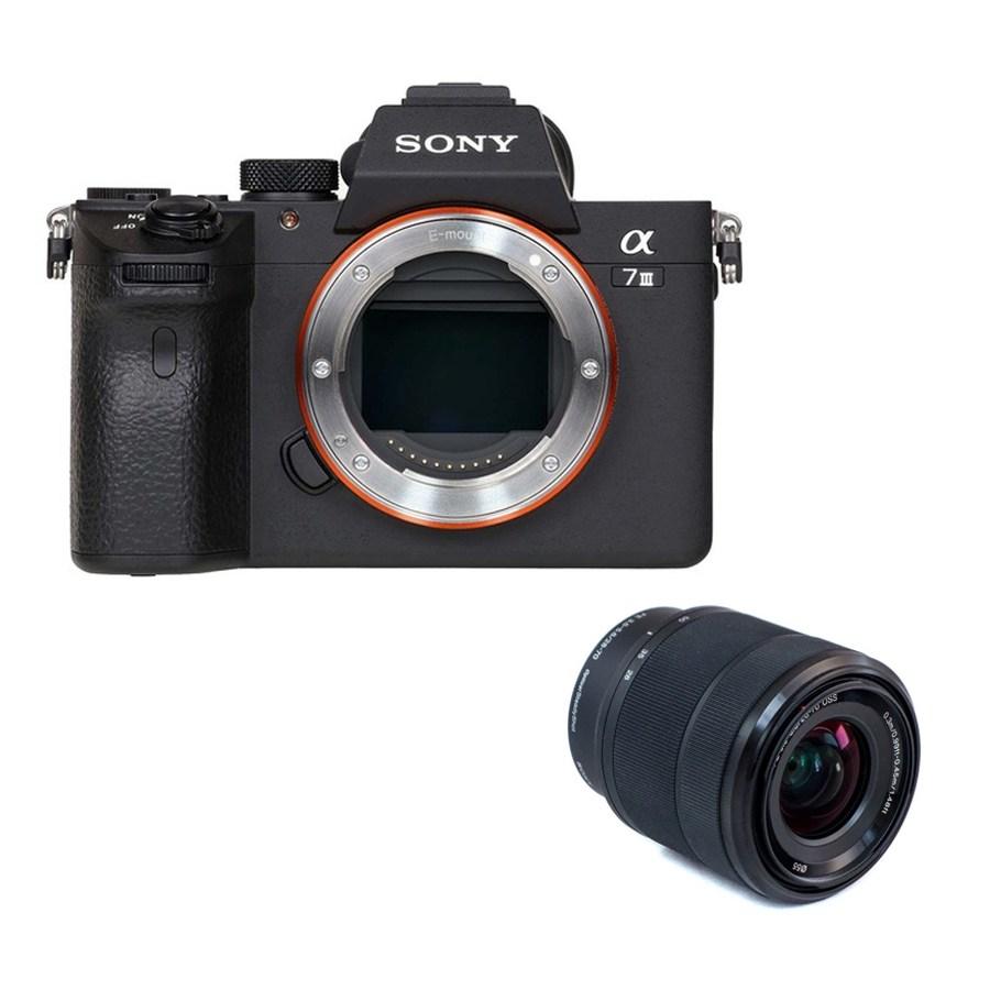소니 A7M3 미러리스카메라, 02.소니 정품 미러리스 A7M3+28-70mm / 도우리