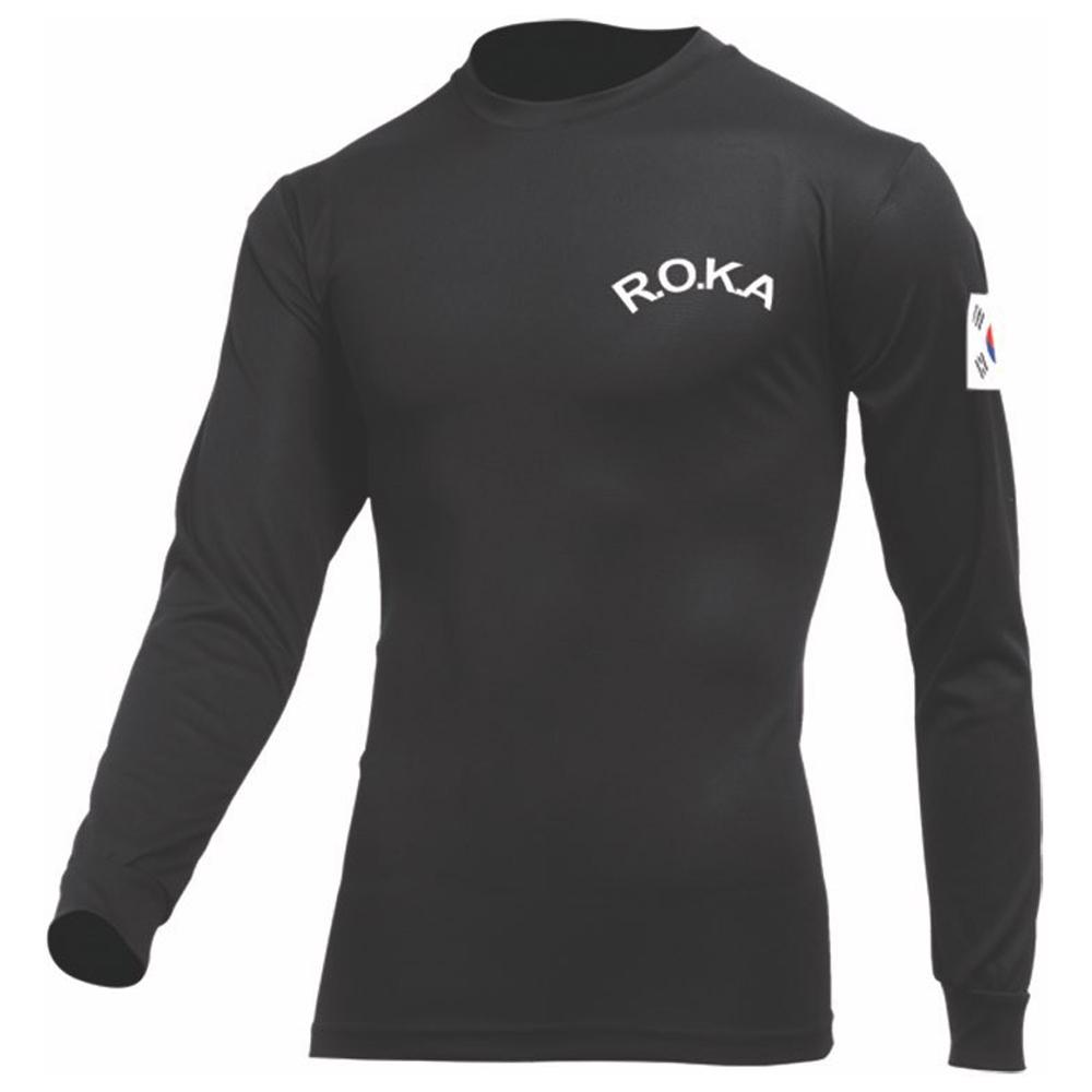 아미캠프 남성용 쿨 드라이 ROKA 로카 긴팔 티셔츠