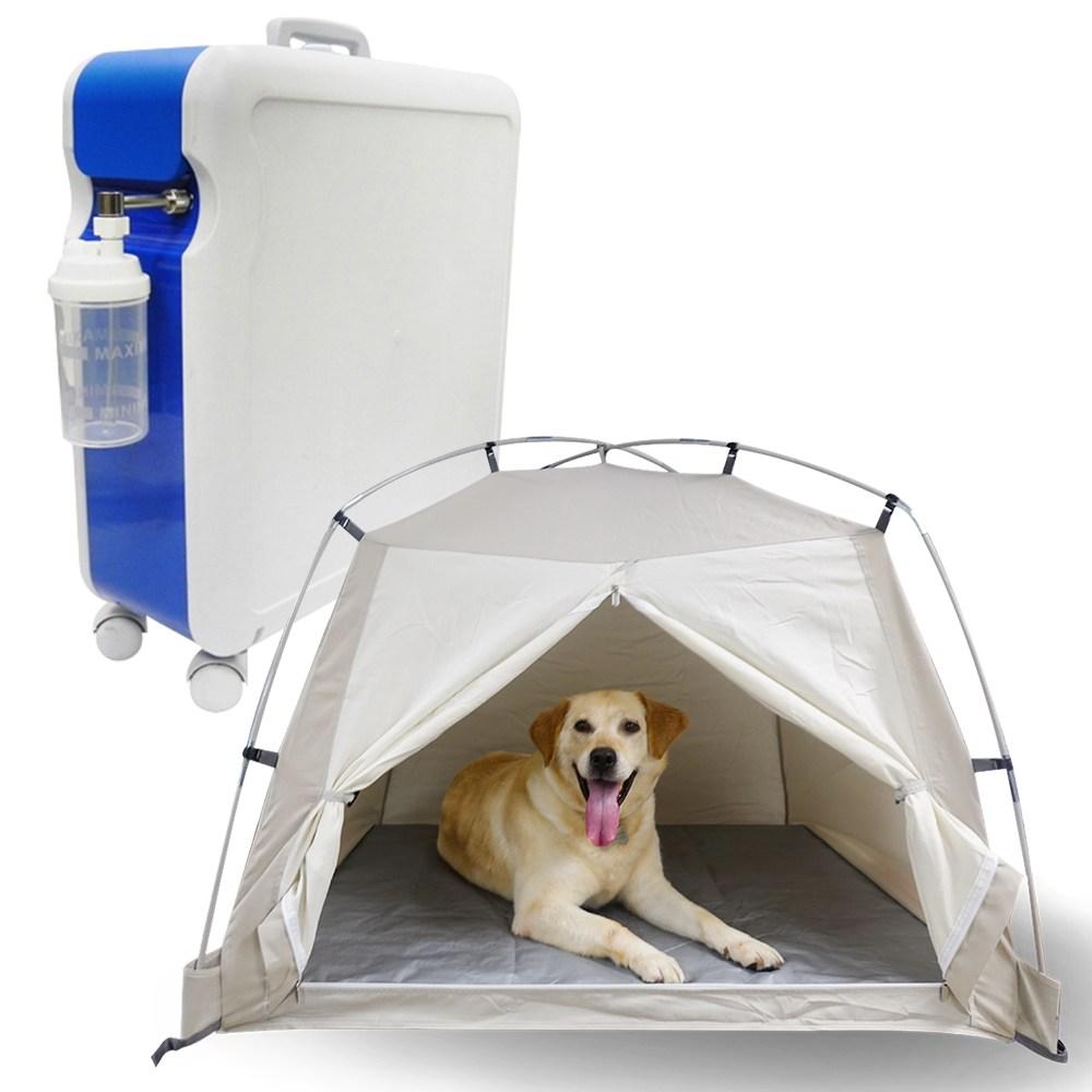 [CU메디칼] [임대] 중 대형견 산소발생기 Krober 4.0 / Aeroplus / Vitaoxy / 강아지 산소방(텐트) 반려동물 전용 산소마스크 디지털 온습도계 무료대여, 장기요금제 (첫달15만원-자동이체 조건), 요금