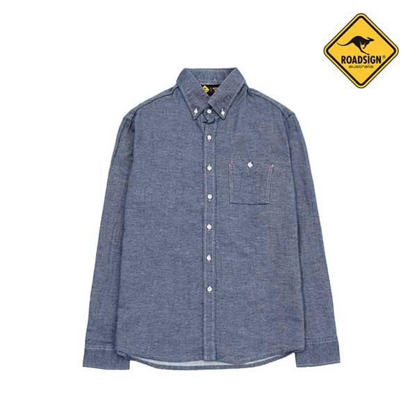 로드사인 [로드사인] P 남성 리버스포켓 셔츠-RDSX606A_NA