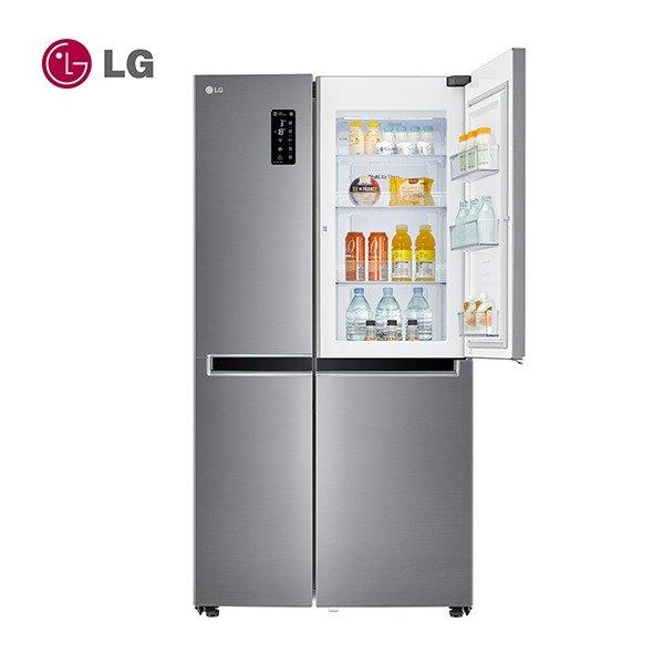[엘지전자] [821L] LG DIOS 양문형 매직스페이스 냉장고 메탈실버 (S831S32, 상세 설명 참조
