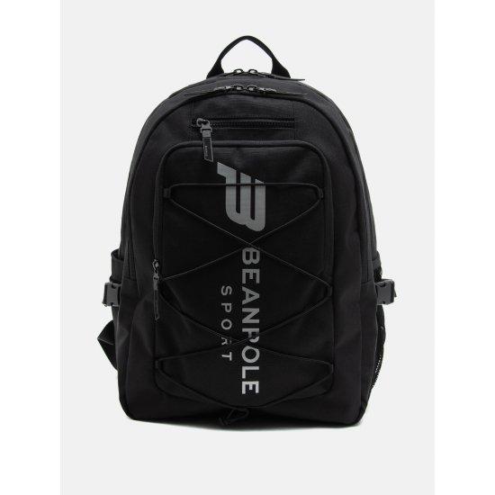 빈폴스포츠 블랙 B-Series 에센셜 백팩 (BO01D4Y035), 검정색