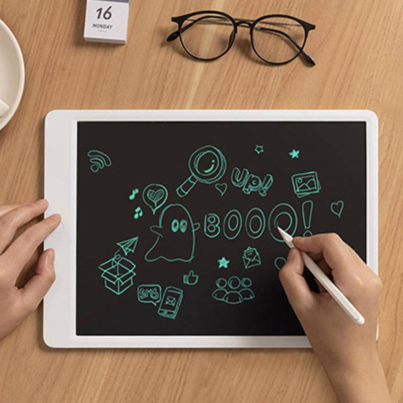 전자패드 샤오미 LCD 전자패드드로잉패드 전자노트 10인치 13.5인치, 10인치(01), 샤오미드로잉보드