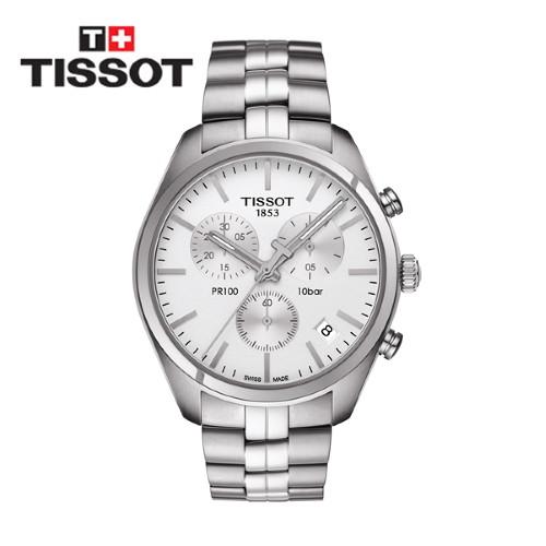 TISSOT [티쏘] PR100 남성메탈시계 T101.417.11.031.00