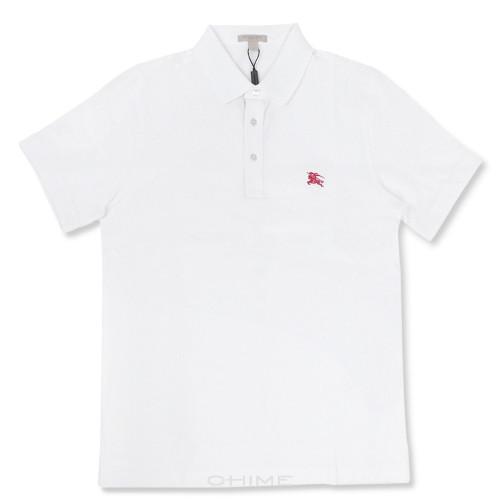 [버버리] 티셔츠 남성 폴로 화이트 4055121