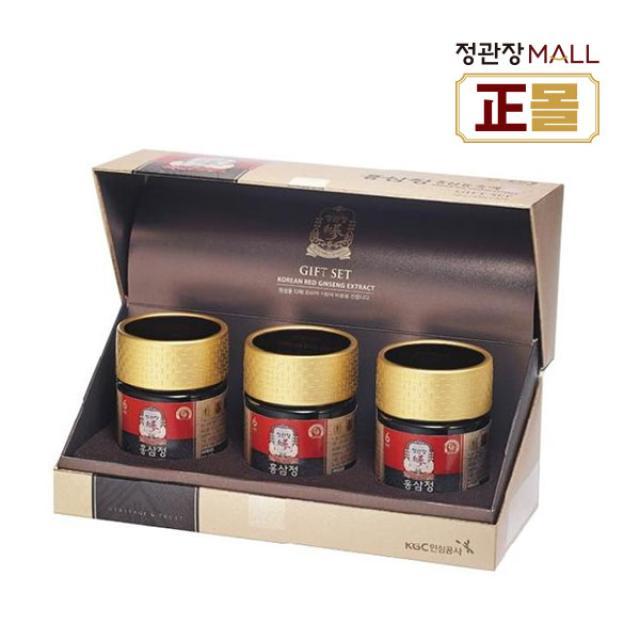 (본사출고) 정관장 홍삼정 GIFT SET 110g*3병, 단일상품