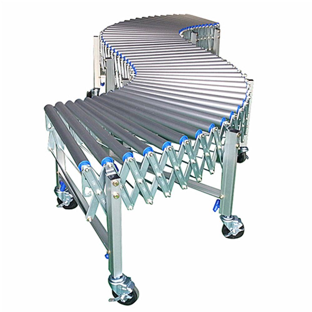 전동공구 작업공구 수공구/알루미늄형 자바라 컨베이어_DFCA-4575_88kg_(1EA) 유압공구 측정용공구