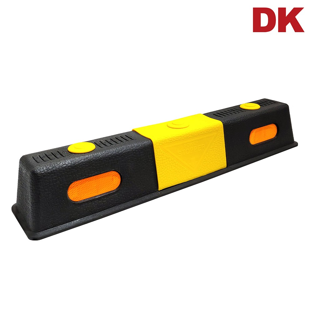 DK 친환경 PE 카스토퍼 DK107-G 주차장 주차블럭, 1개
