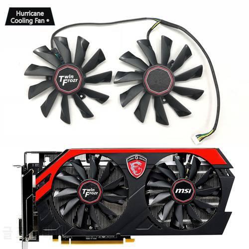 MSI GTX 780Ti / 780 / 760 / 750Ti R9 290X / 290 / 280X / 280 / 270X GA, 상세내용참조