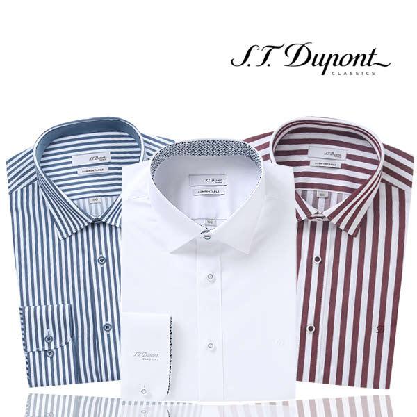 [현대백화점][S.T듀퐁 셔츠] 데일리 셔츠 슬림핏 일반핏 10종 택1 SD9SM12LS701SWH외9종