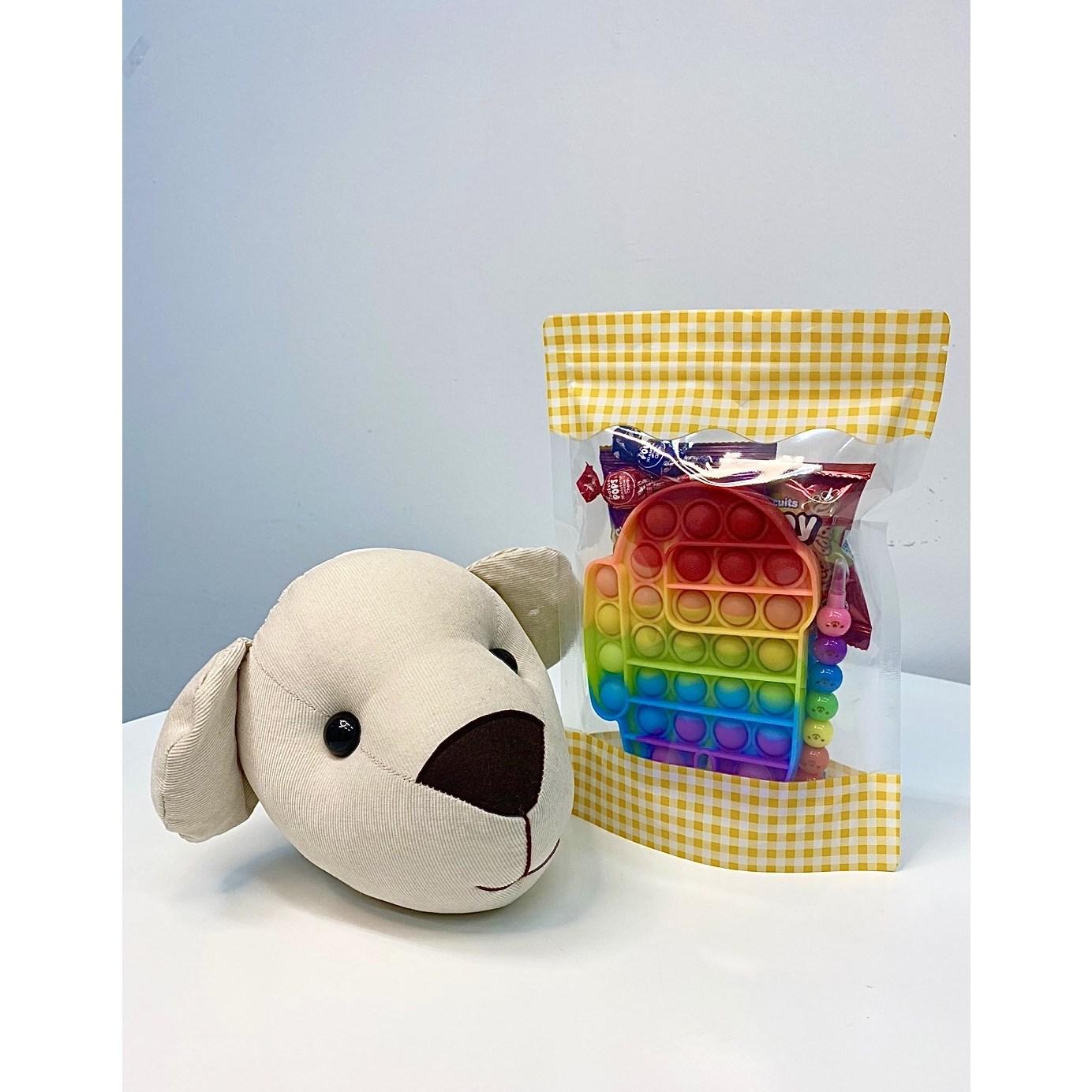 어몽어스 푸쉬팝 어린이집 어린이 영어 어린이날 유치원 친구 생일 선물 단체 선물 답례품 구디백 장난감