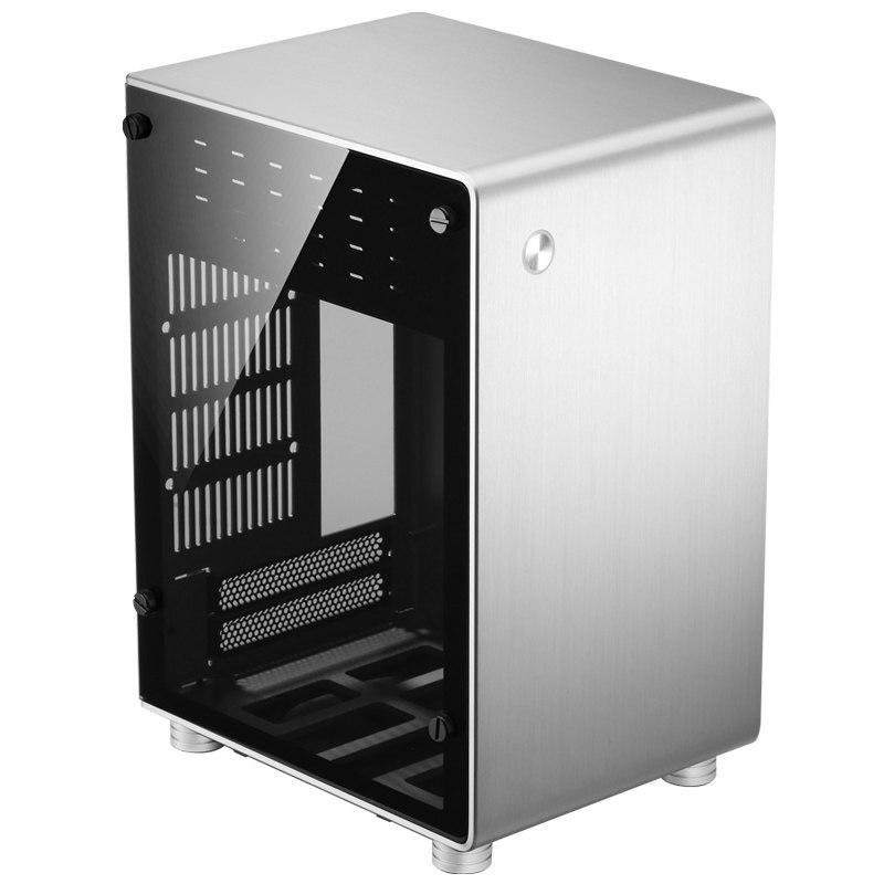 Jonsbo U1 Plus M-ATX 케이스, 실버