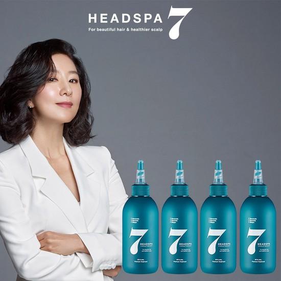 헤드스파7 트리트먼트 200mlx4, 없음, 상세설명 참조