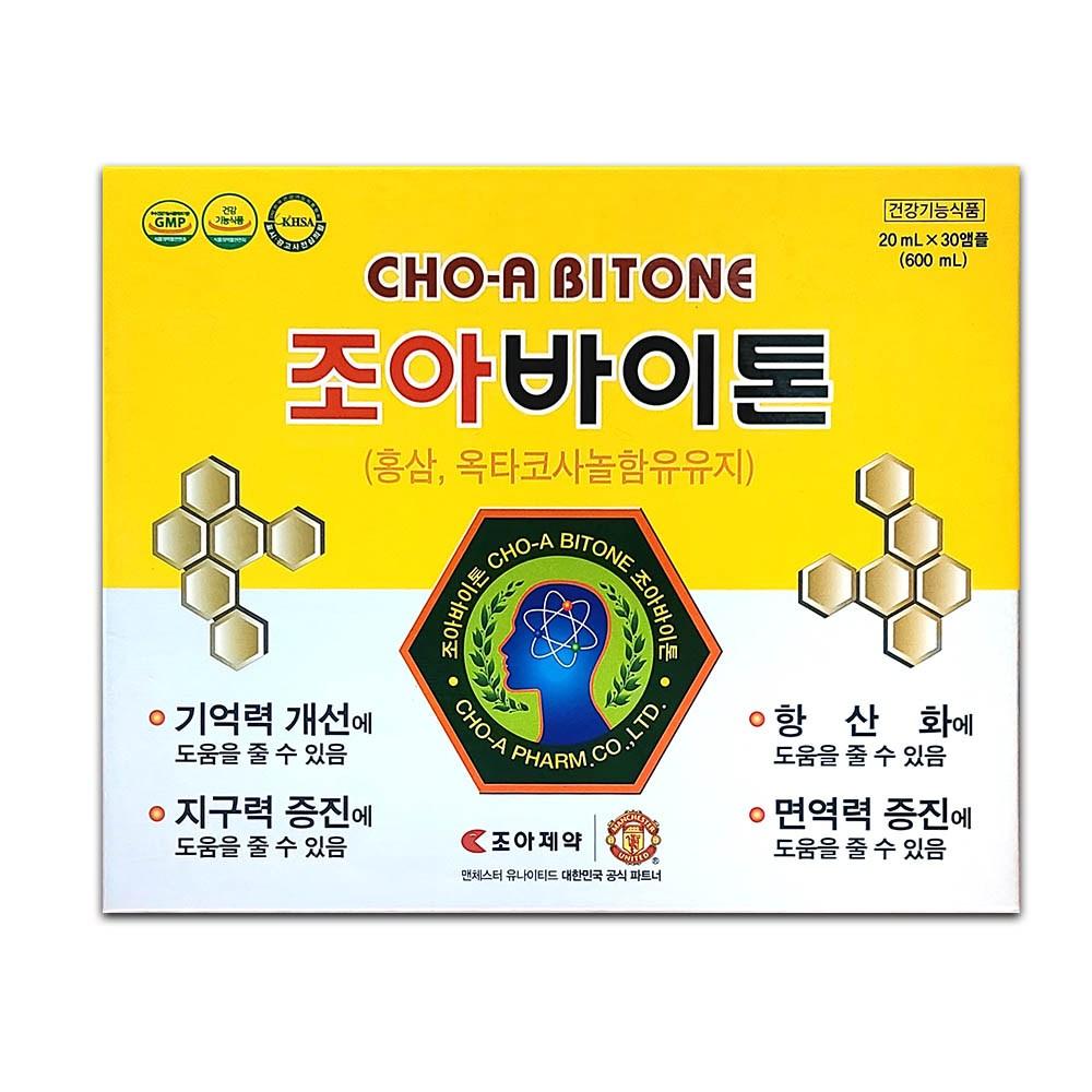 조아제약 조아바이톤 20ml 30앰플 (1개월), 1box