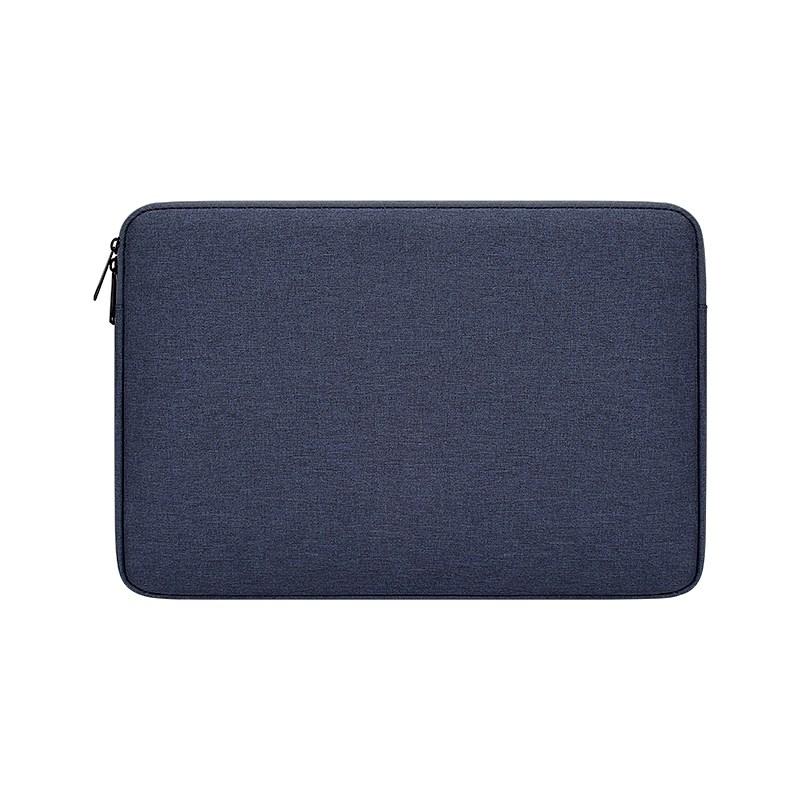 고운세상 13인치 14인치 15인치 15.6인치 케이스 맥북 LG그램 삼성 노트북 파우치 가방, 네이비