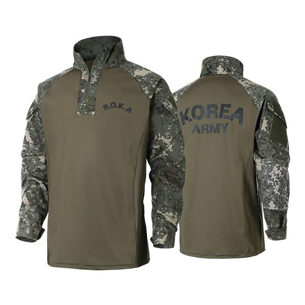 군인로카 군인 로카ROKA 초경량 기능성 육군 전술 컴뱃셔츠 택티컬 밀리터리 긴팔 강철부대 특급전사 티셔츠