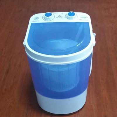 1인용세탁기 소형 세탁기 탈수기 걸레세탁기 양말세탁, 3KG 블루