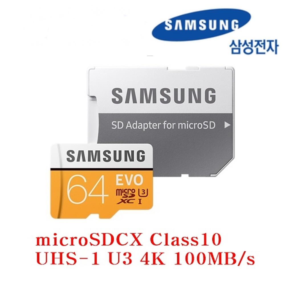 삼성전자 재원씨앤씨 아이로드 N7 호환 메모리카드64GB EVO, 64GB