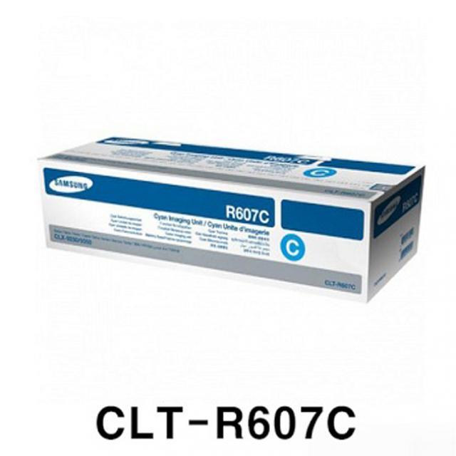 코코플러스 삼성전자 CLT-R607C 정품드럼 파랑 이미징유닛 75 000매 정품토너, 1, 해당상품