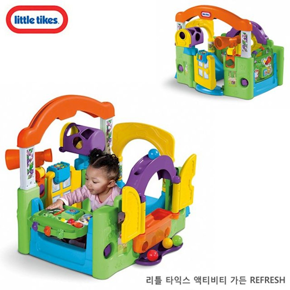 리틀타익스 액티비티가든 아기체육관 63262KR 장난감 매트 멜로디완구 유아 신생아