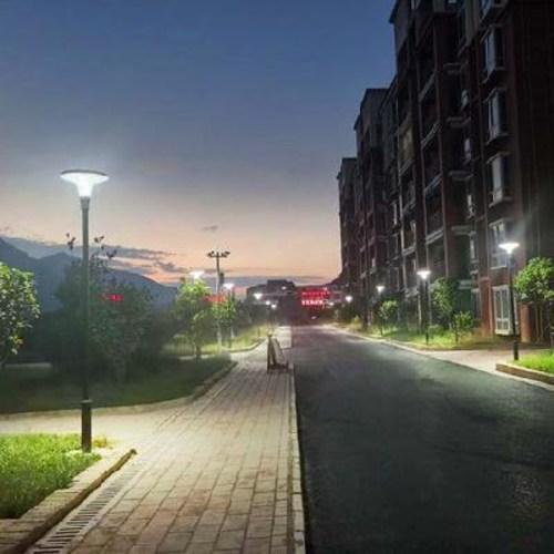 태양등 태양열전구 태양광트리등 태양열정원등 야외용 초특급 실내방수 가든빌라 3m 고지대 아파트경관 가로등, 오류 발생시 문의 ( 또랑이 )