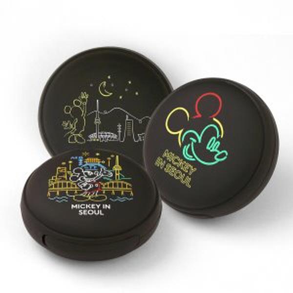디즈니 미키마우스 90주년 휴대용 USB 전기 손난로 보조배터리, 미키인서울A