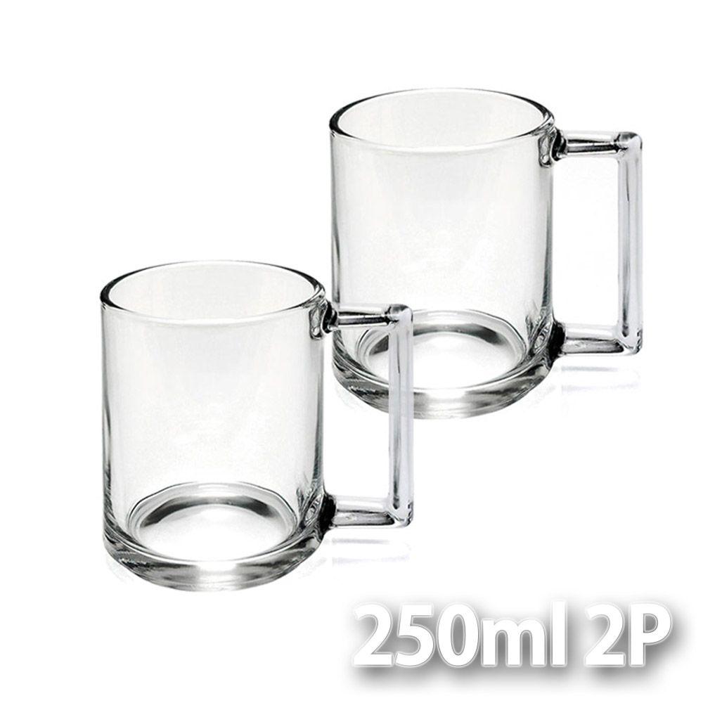 프랑스 루미낙 내열강화유리 비어머그 250ml 2P세트 주방용품 컵 머그컵 S/N: + KM5FDC85 + M9, 다팔자 본상품선택