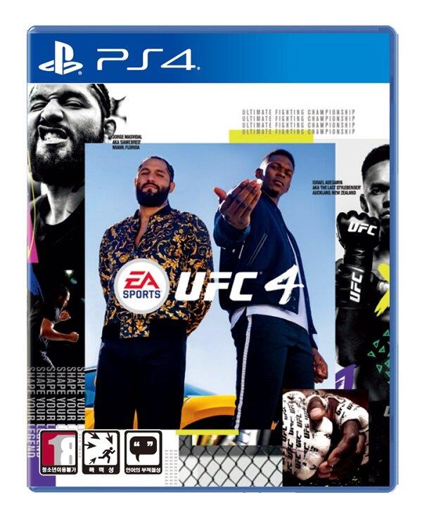 [신세계TV쇼핑][소니] SONY PS4 UFC4, 200028737
