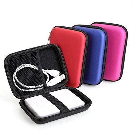 WD NEW Elements Portable USB3.0 외장하드 케이스 파우치, 블랙