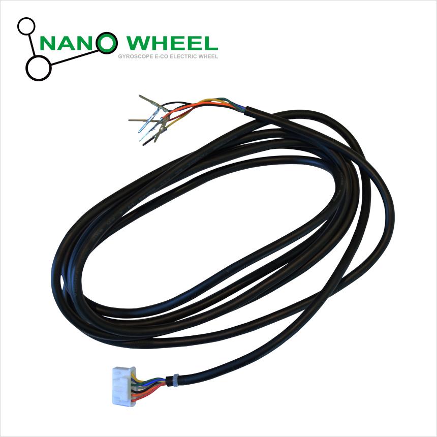 나노휠 NQ01 부속품 메인배선 P