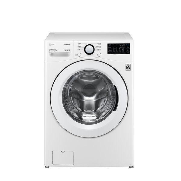 [LG전자] TROMM 드럼세탁기 F17WDBP /17kg, 상세 설명 참조