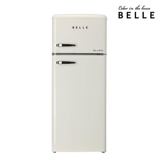 Belle 벨 레트로 냉장고 RD22ACM 220L 1등급, 없음 (POP 5109219059)