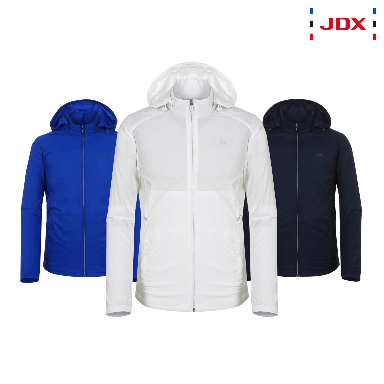[JDX] 남성 사이바 벤틀 후드 바람막이 3종 택1 (X1PMWBM41), RB
