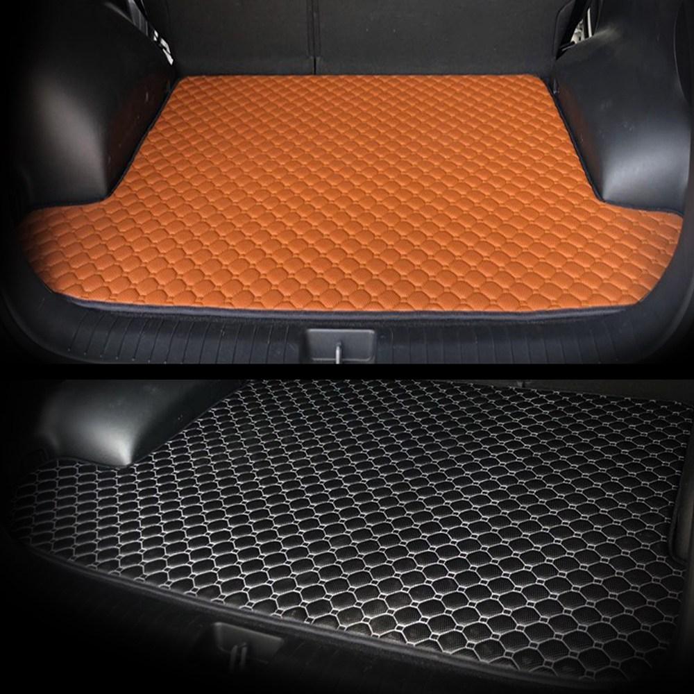 XM3 QM6 QM3 QM5 삼성 가죽 트렁크 바닥 매트, 쏘렌토MQ4 6인승트렁크매트