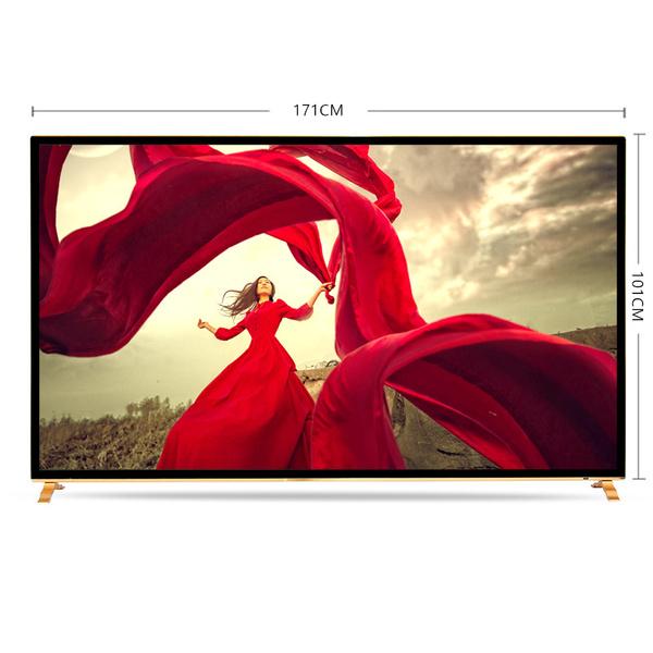태블릿 액정 TV55inch32선명한 4K60네트워크 65스마트 wifi곡면 50OLED75가정용 43테블릿피시, 90 인치 4K 태블릿 방폭형 온라인 버전
